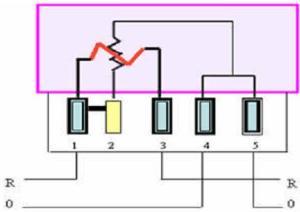 bir fazlı elektrik sayacı