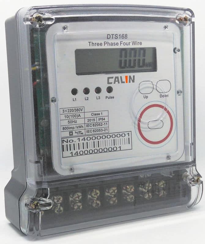 Dijital elektrik sayacı nedir?